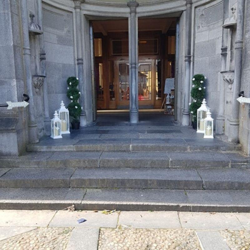 Church Weddding in Ireland