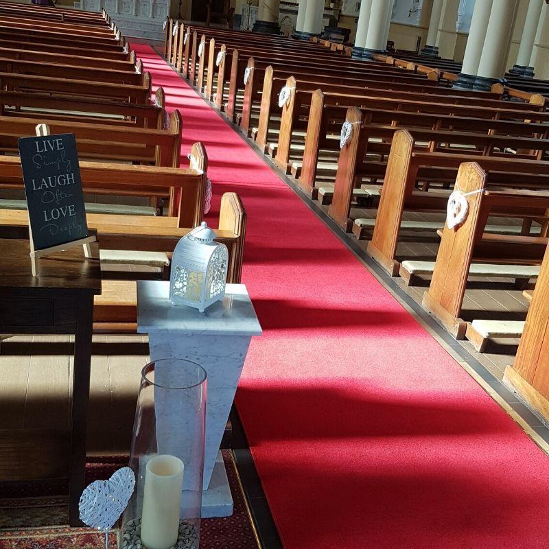 Church & Ceremony Decor Hire Wedding