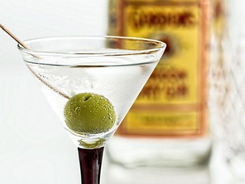 Gin Bar Wedding Ideas