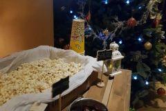 Wedding Popcorn Station