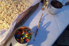 Wedding Popcorn Bar hire
