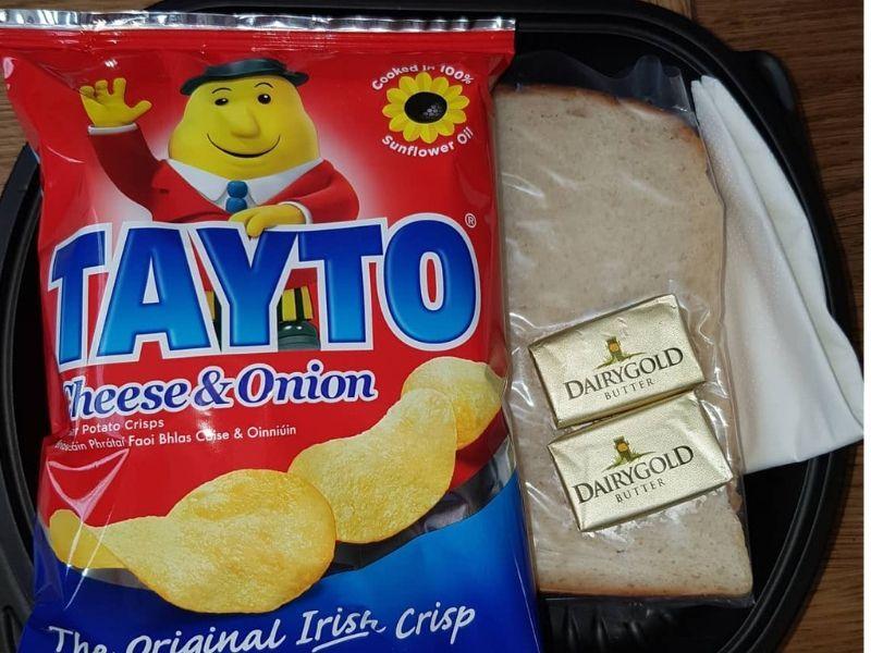 Tayto Sandwich Pack Wedding