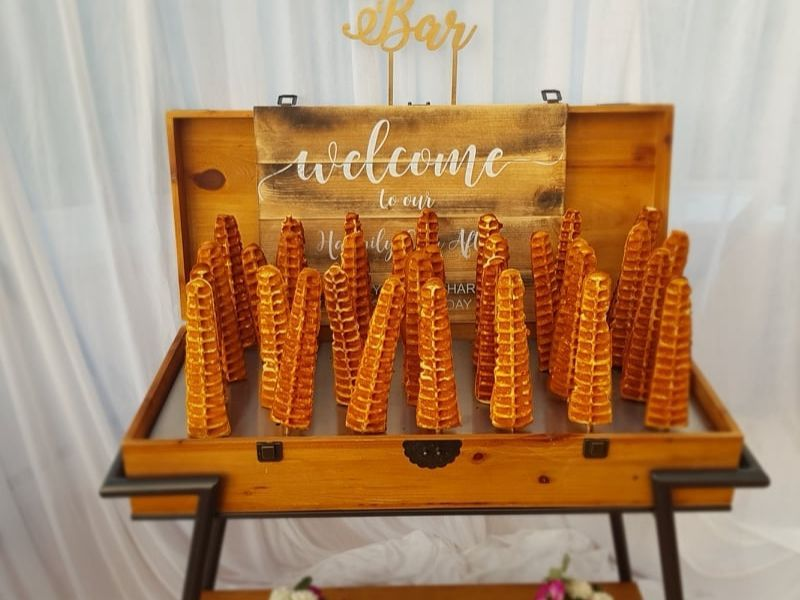 Wedding Waffles